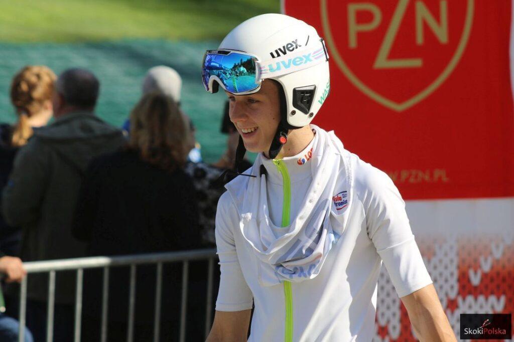 FIS Cup Rasnov: Paweł Wąsek z pierwszym zwycięstwem w karierze!
