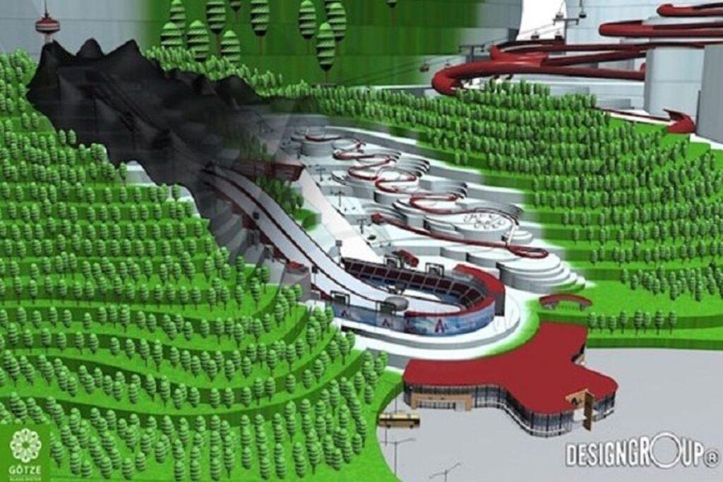 Skoki pod dachem w Wernigerode – projekt, w którym sport przegrał z polityką