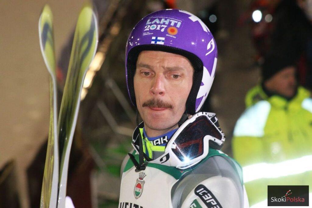 Ahonen w składzie Finów na zakopiański Puchar Świata