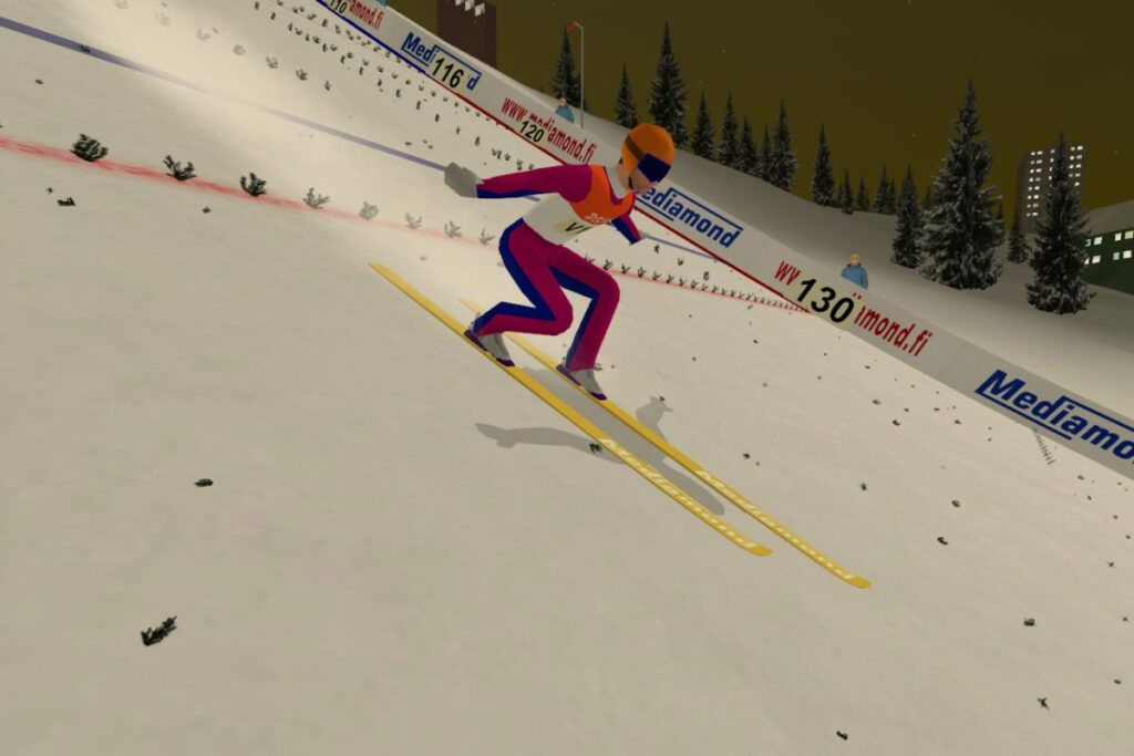 Deluxe Ski Jump 4 – wyniki konkursu! (+ dogrywka)