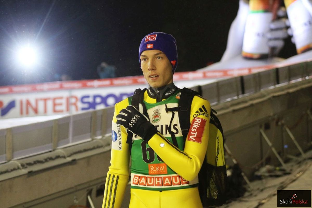 Johann Andre Forfang, fot. Julia Piątkowska