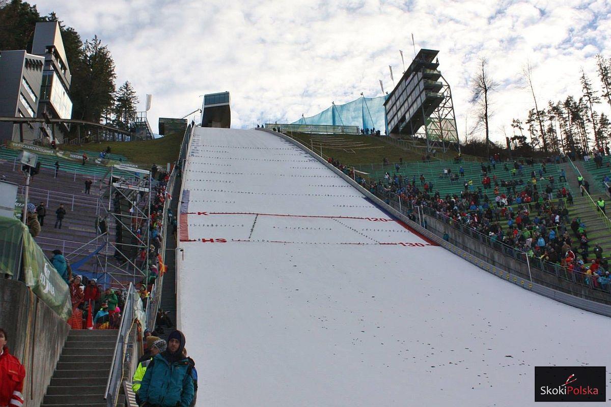 Innsbruck Bergisel TCS.2014 fot.Julia .Piatkowska - TCS Innsbruck: Czas na austriacką część Turnieju, dziś kwalifikacje (LIVE)