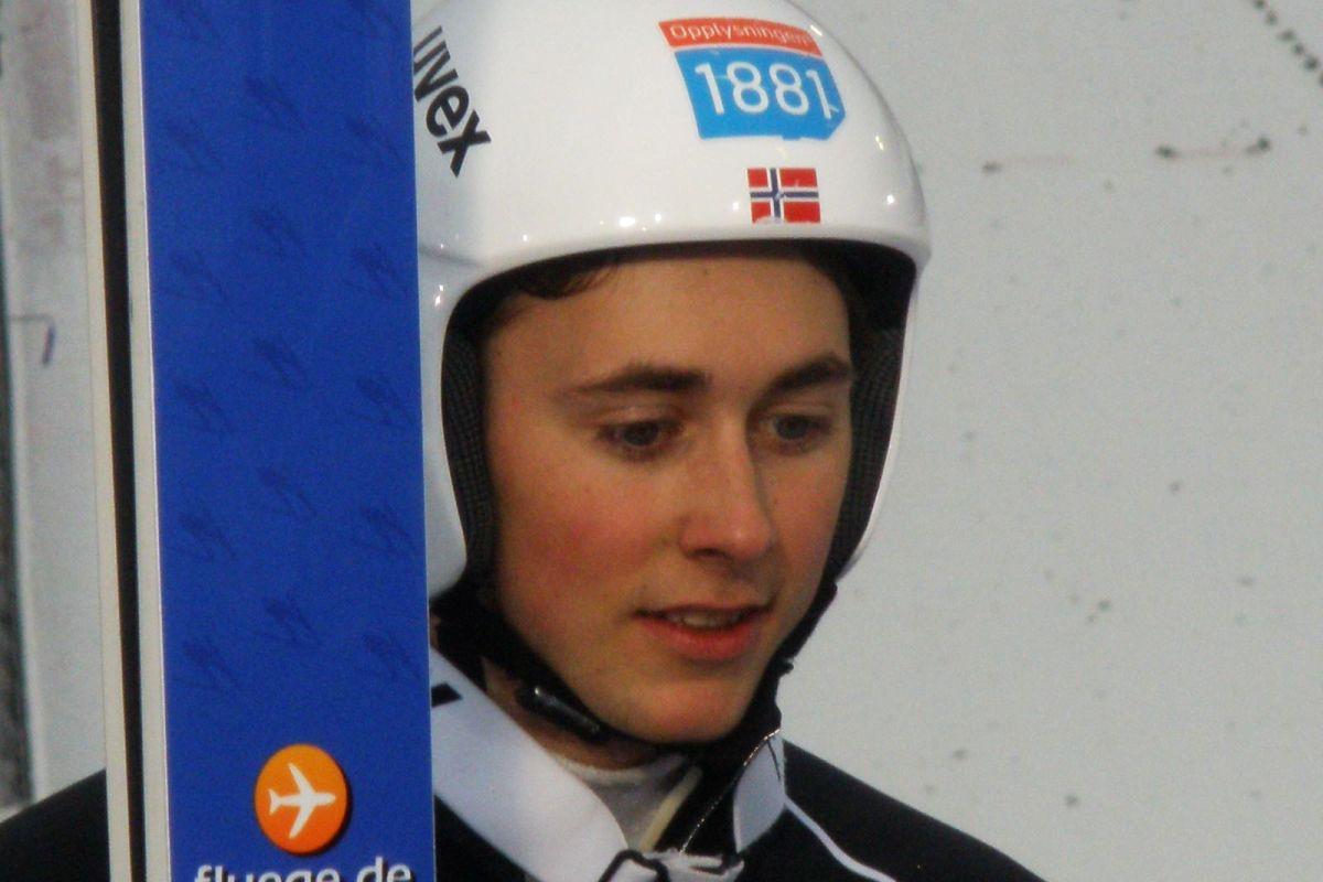 Jarl Magnus Riiber (fot. Tuija Hankkila)