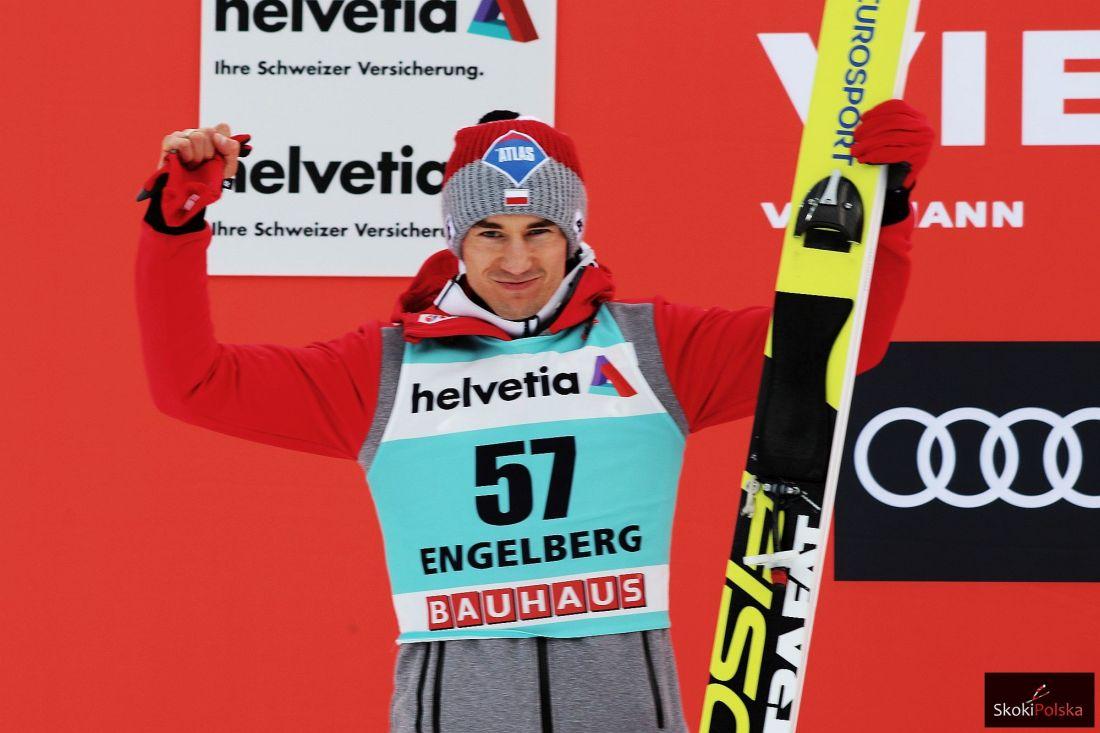 TCS Oberstdorf: Kraft wygrywa, Stoch na drugim stopniu podium!