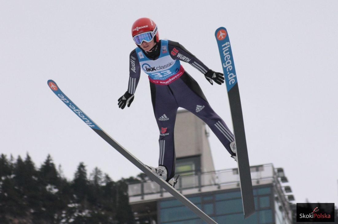 PŚ Pań Lillehammer: Kwalifikacje dla Althaus, Rajda poza konkursem