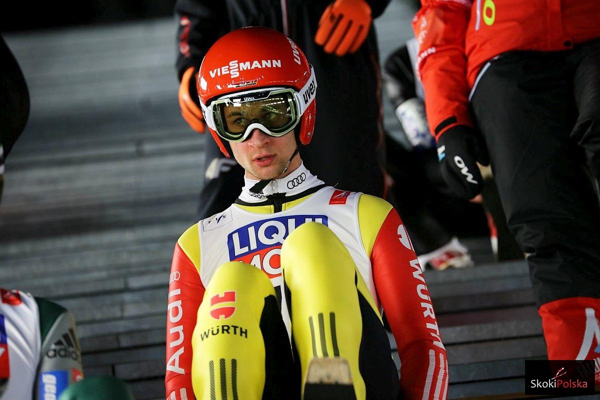 """Eisenbichler Markus MS.Falun .2015 2 fot.Julia .Piatkowska - Skład Niemców na TCS. Eisenbichler faworytem? """"Nie kalkuluję, po prostu skaczę"""""""