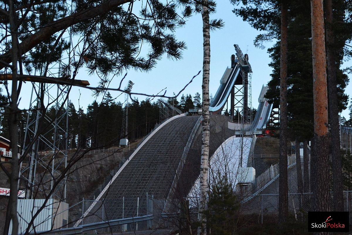 Falun Lugnet jesien.2016 fot.Agnieszka.Sierotnik - Szwedzki Małysz poszukiwany! Falun dwa lata po mistrzostwach świata