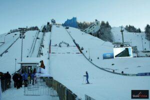 Garmisch-Partenkirchen - 'Grosse-Olympiaschanze' (fot. Julia Piątkowska)