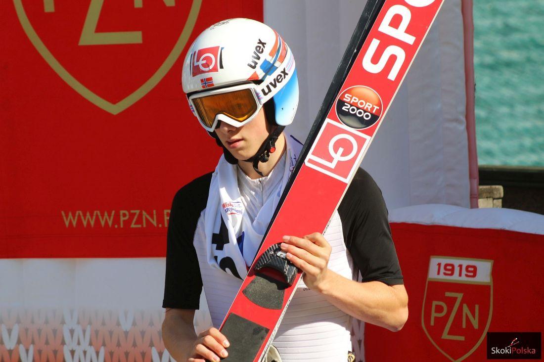 Halvor Egner Granerud (fot. Julia Piątkowska)