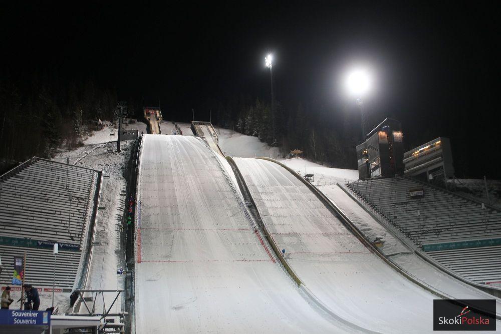 RAW AIR Lillehammer: 72 zawodników na starcie treningów i prologu (LIVE)