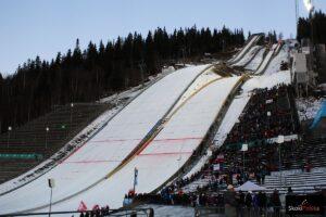 Kompleks 'Lysgaardsbakken' w Lillehammer (fot. Julia Piątkowska)