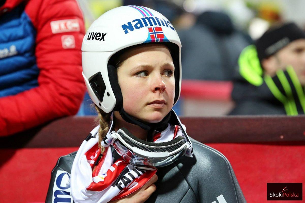 ZIO PyeongChang: Maren Lundby na czele czwartkowych treningów