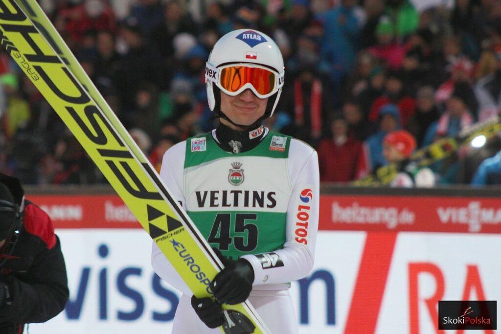 TCS Innsbruck: Kamil Stoch najlepszy w serii próbnej!
