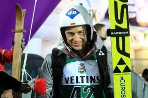 Kamil Stoch w Klingenthal (fot. Alicja Kosman / PZN)