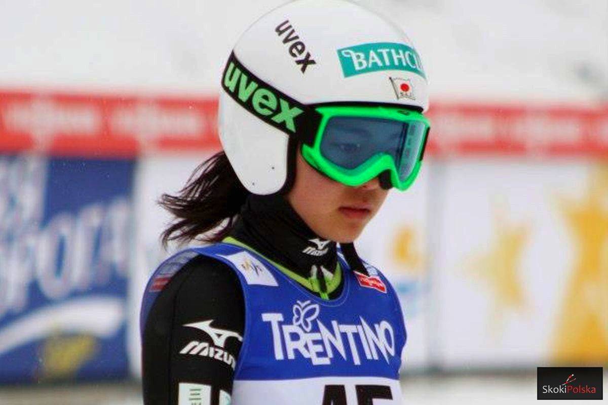 PŚ Pań Lillehammer: Seria próbna dla Sary Takanashi