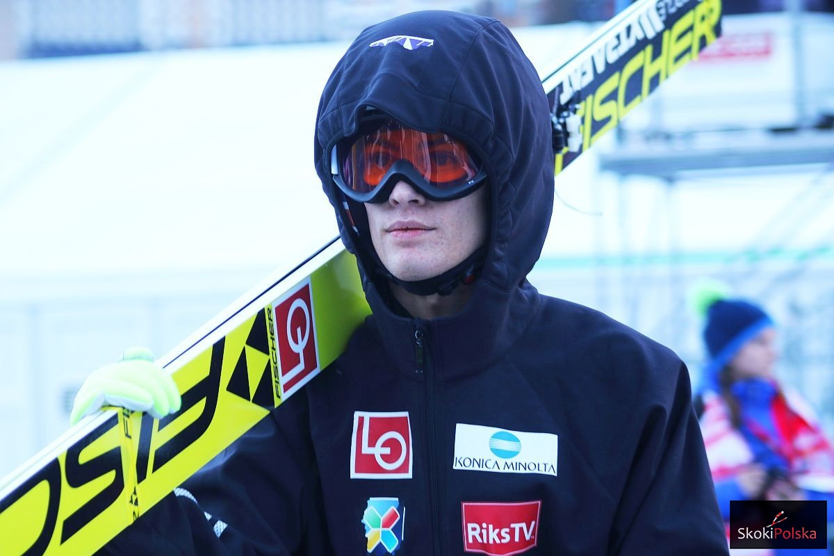 Daniel Andre Tande (fot. Julia Piątkowska)