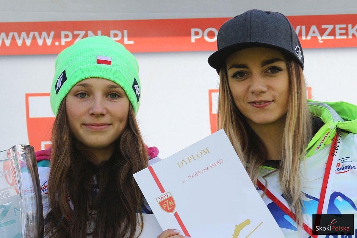 Anna Twardosz i Magdalena Pałasz (fot. Julia Piątkowska)