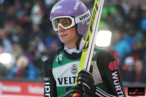 Raw Air Vikersund: Wellinger prowadzi, Stoch na drugim miejscu!