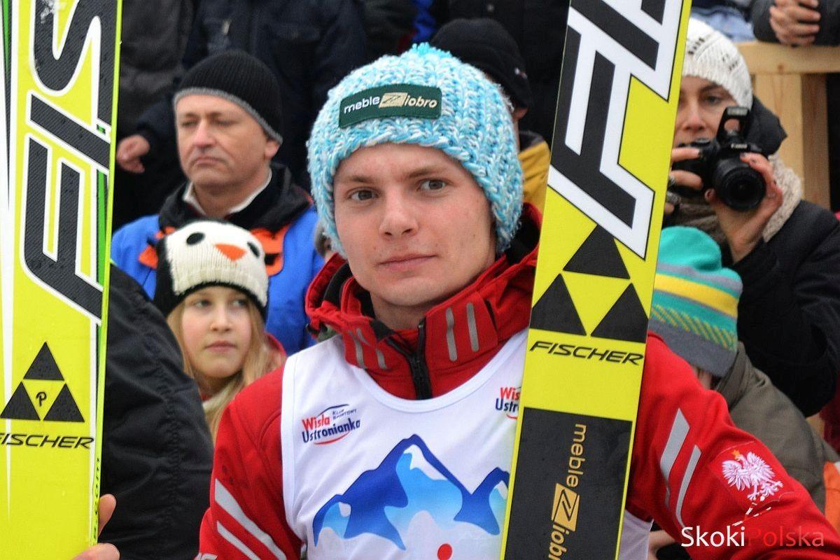 Ziobro Jan Wisla 2 fot.B.Leja 1200 - PK Ruka: Seria próbna dla Antti Aalto, Ziobro najwyżej z Polaków