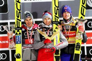 TCS Bischofshofen: Stoch wygrywa Turniej, Żyła wskakuje na podium!