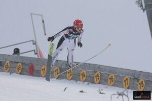PŚ Pań Lillehammer: Katharina Althaus najlepsza w serii próbnej