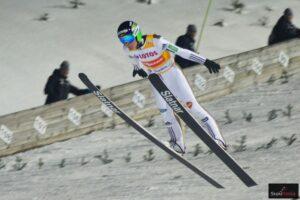 Domen Prevc polata na mamucie w Oberstdorfie!