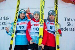 FIS Cup Zakopane: Wohlgenannt wygrywa, Stękała na podium!