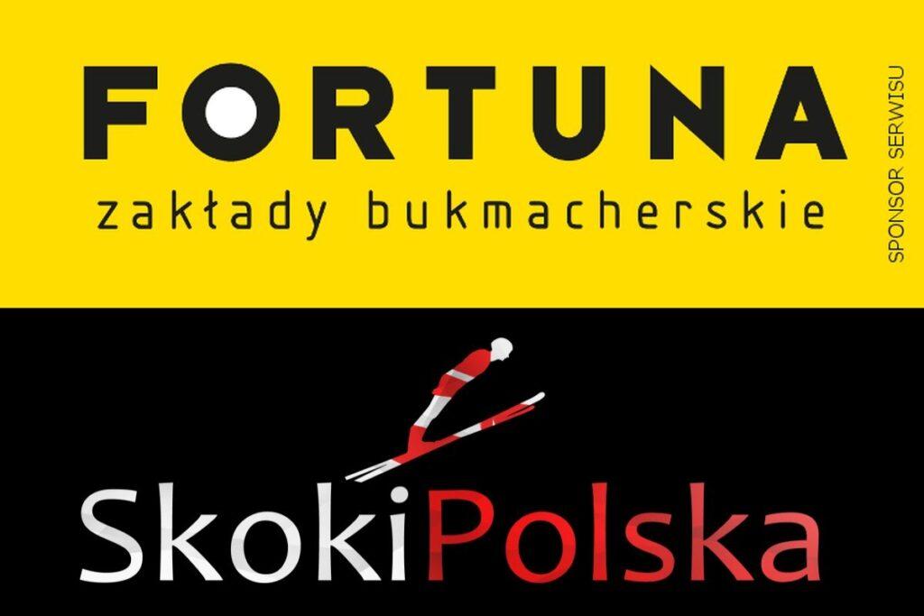 FORTUNA sponsorem portalu SkokiPolska.pl!