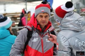 Stefan Horngacher - drugi zawodnik Pucharu Beskidów w 1989 r. (fot. Julia Piątkowska)