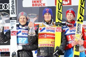 TCS Innsbruck: Tande wygrywa, Stoch czwarty, finałowa seria odwołana!