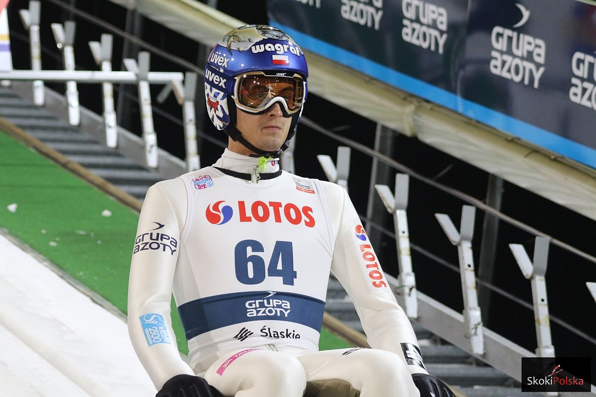 Kot Maciej PS.Wisla .2017 fot.J.Piatkowska - PŚ Sapporo: Maciej Kot liderem po pierwszej serii!