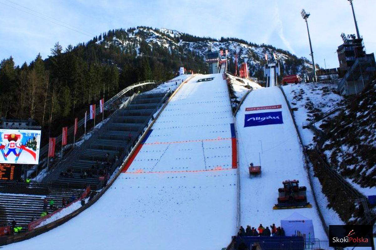Skocznie w Oberstdorfie (fot. Julia Piątkowska)