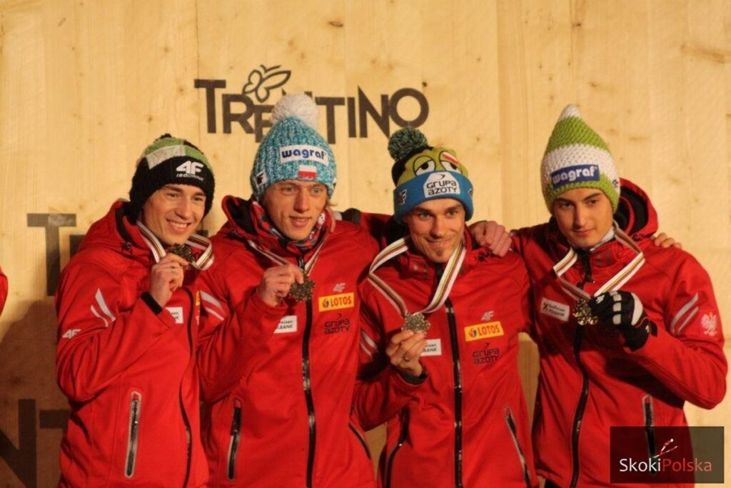 Stefan Horngacher wybrał czwórkę na konkurs drużynowy!