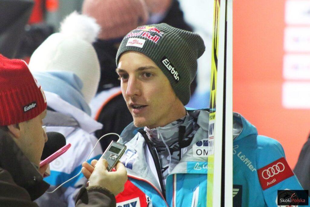 """Schlierenzauer po powrocie: """"Po raz pierwszy skaczę bez presji"""""""