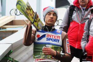 """Kamil Stoch: """"Miałem odczucie, jakby ktoś złapał moje narty"""""""