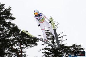 TCS Innsbruck: Stoch na czele serii próbnej… z upadkiem