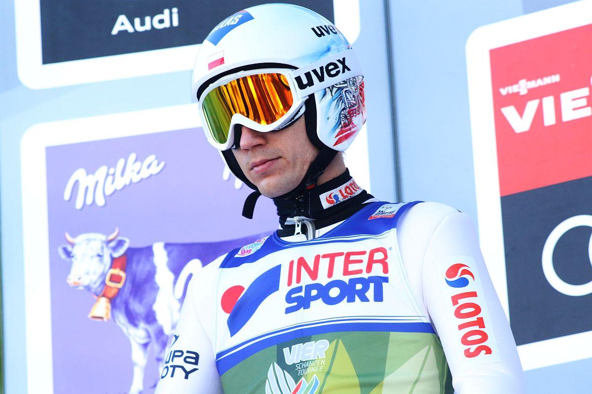 Innsbruck: Stoch chce startować mimo upadku, faworyci wycofują się z Turnieju!