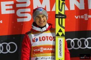 """Kamil Stoch: """"Miałem problemy z kolanem, ale jestem w dobrej dyspozycji"""" (WIDEO)"""