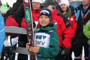 PŚ Pań Oberstdorf: Takanashi prowadzi z oficjalnym rekordem skoczni!