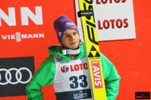"Andreas Wellinger: ""Sport pisze własne historie"""