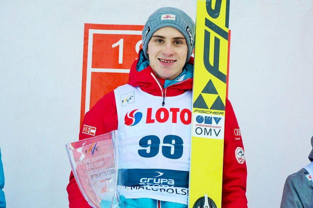 "FIS Cup Zakopane: Drugi triumf Wohlgenannta, Miętus i Wąsek w ""10"""