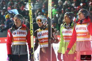 MŚ Lahti: 62 zawodników na starcie kwalifikacji, Horngacher wybrał czwórkę