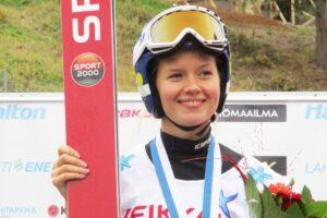 Susanna Forsström (fot. Tuija Hankkila)