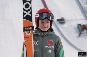 Hessler Pauline WC.Oberstdorf.2017 fot.Frederik.Clasen 300x199 - FIS Cup Falun: Reprezentacja Niemiec zdominowała serie treningowe