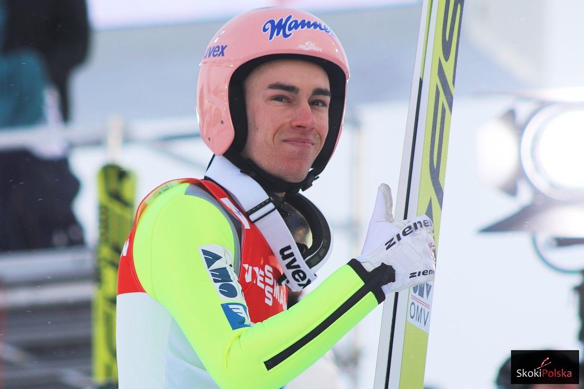 """Stefan Kraft o wygranej w Lahti: """"Marzyłem o tym"""""""