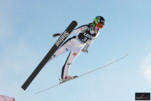 EYOF Erzurum: Dwa złote medale dla Słowenii, padł rekord skoczni