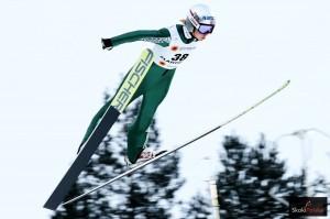 Maren.Lundby Lahti.2017 fot.Julia .Piatkowska 300x199 - Vikersund: Wiatr uniemożliwił test skoczni, Lundby jednak nie poleci