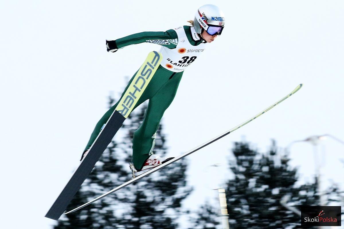 Vikersund: Wiatr uniemożliwił test skoczni, Lundby jednak nie poleci