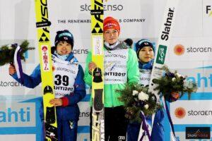 MŚ Lahti: Niesamowita Vogt z kolejnym złotem, Lundby poza podium!
