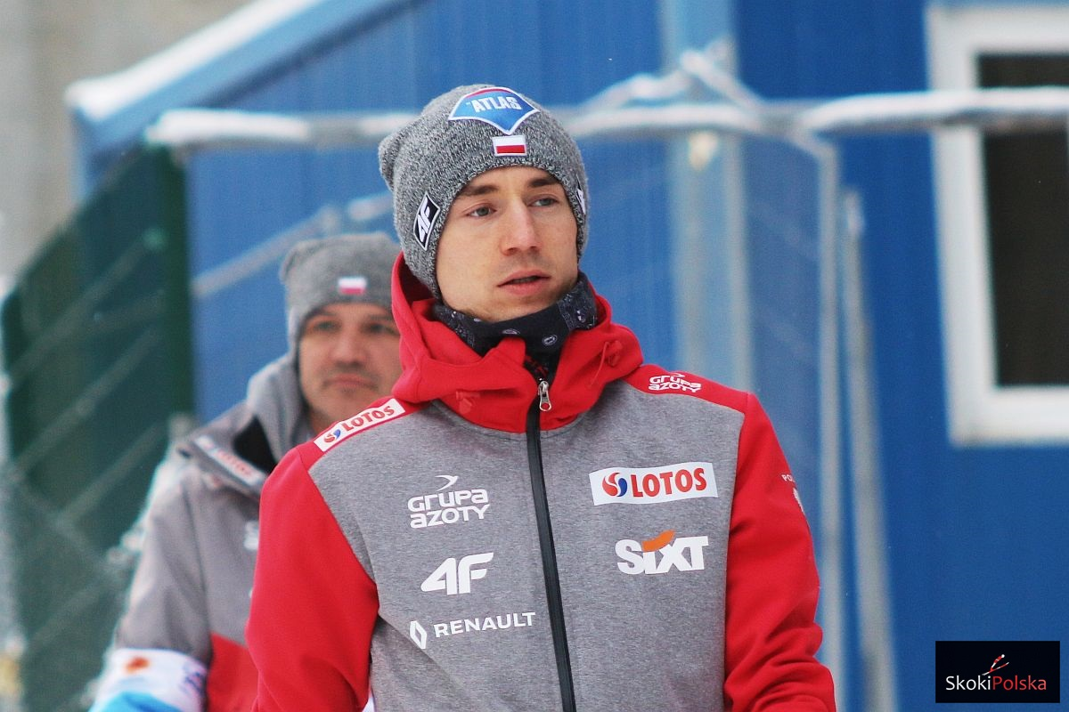 """Kamil Stoch: """"Jestem zawiedziony, stać mnie na lepsze skoki"""""""